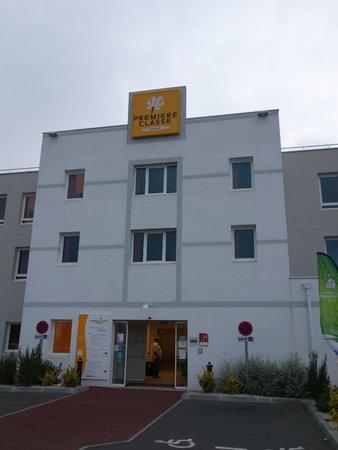 Premiere Classe Caen Nord - Mémorial : Hotel