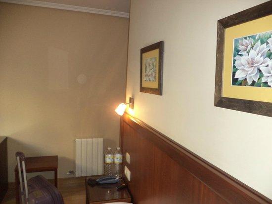 Hotel Argentino: cabecera