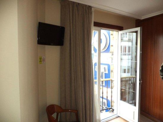 Hotel Argentino: Habitación