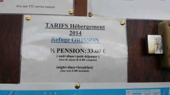 Refuge Orisson: .