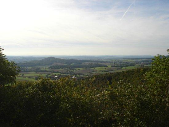 Planetenwanderweg Feuerstein Ebermannstadt
