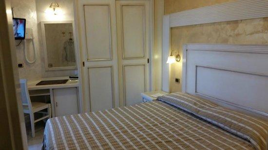 Hotel Diplomat Palace: camera