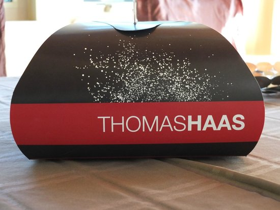 Thomas Haas : travel packaging
