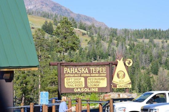 Pahaska Teepee Resort: Pahaska Teppe