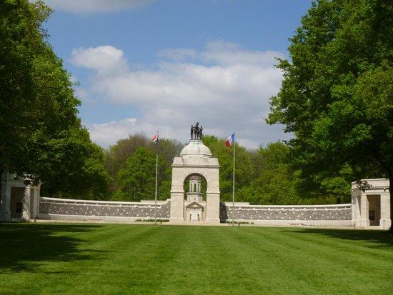 Delville Wood War Memorial