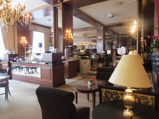 InterContinental Wien: Interior do hotel