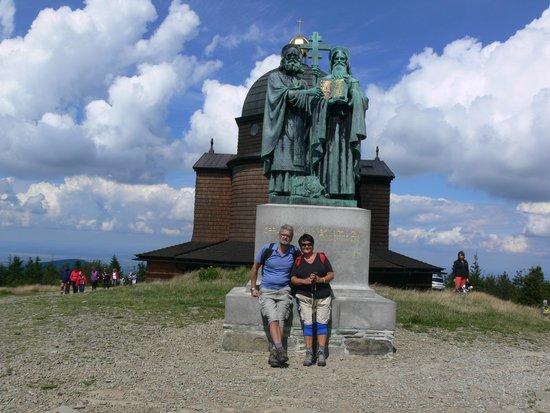 Moravia, جمهورية التشيك: kaplica
