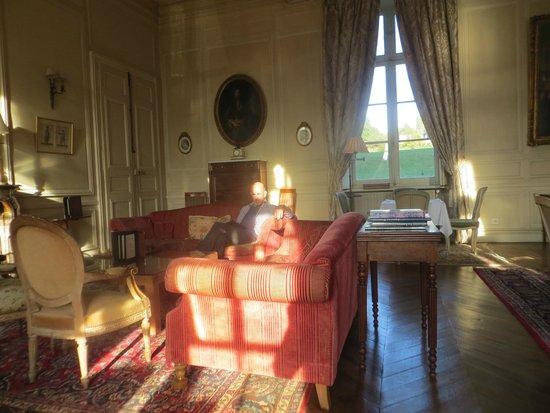 Château d'Etoges : Interior
