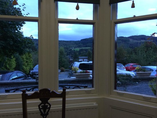 Carra Beag Guest House: Great view of the hills