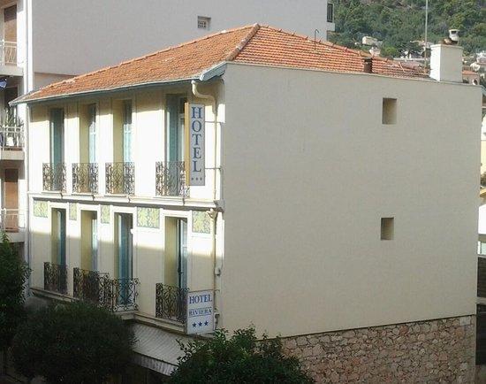 Hotel Riviera: vue de l'hôtel