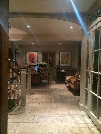 The George in Rye: Reception