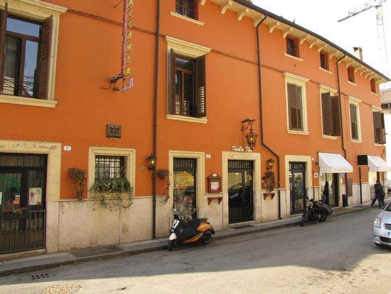 Best Western Hotel Armando: facade de l'hotel
