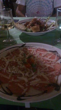 Restaurante Forum : Antipasto