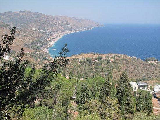 Silva Suri : Il Mare di Taormina