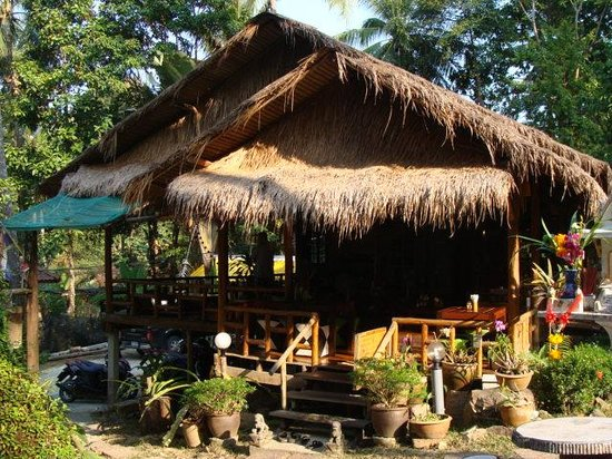 Little Eden Bungalows & Restaurant: restaurant