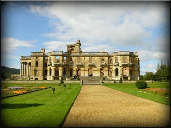 Witley Court & Gardens: A beautiful day at Witley Court