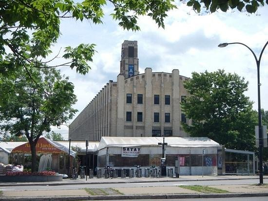 Atwater Market: Another Good Market in Montreal