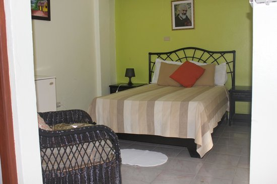 Hotel Hamilton : Habitaciones muy confortable