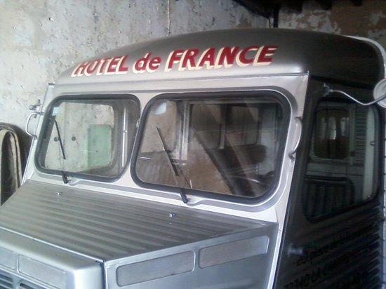 Tube Citro N Photo De Logis De France Hotel La Chartre