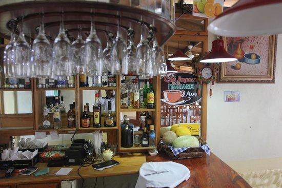 Hotel Hamilton : Restaurant bar
