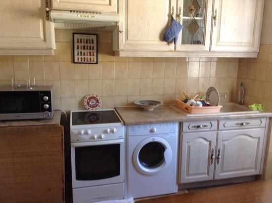 Kitchen Picture Of Chez Brigitte B Nice TripAdvisor