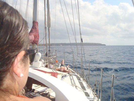 Oasis Sailing Cruises in Formentera: Sightseeing