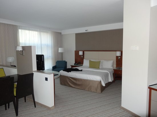 Courtyard Berlin City Center: Junior Suite
