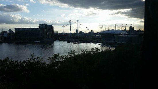Crowne Plaza London - Docklands: Royal Victoria Dock, O2 Arena, Emirates Airline