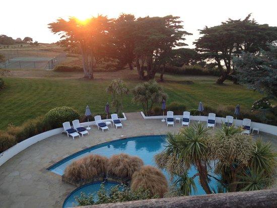 The Atlantic Hotel: Hotel Pool  - Ocean View