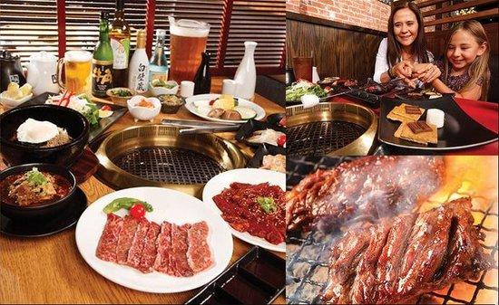 Hanuri Korean Bbq Grill & Bar
