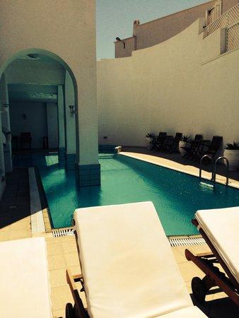 Atlantis Hotel: Pool