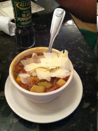 Luna Rossa : Soup