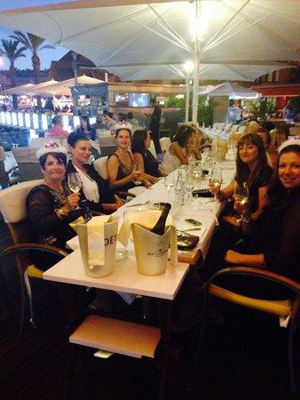 Il Lamparo: Happy days