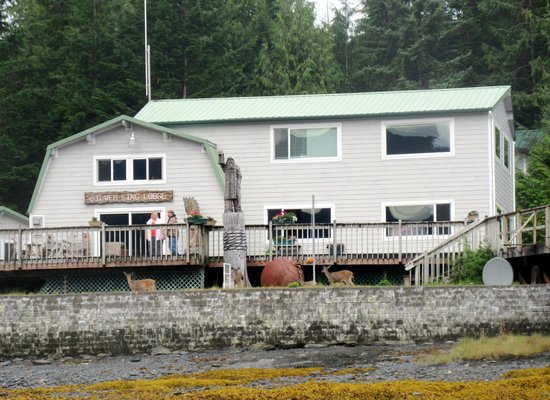 Silverking Lodge: Silver King Lodge, Kechikan, AK