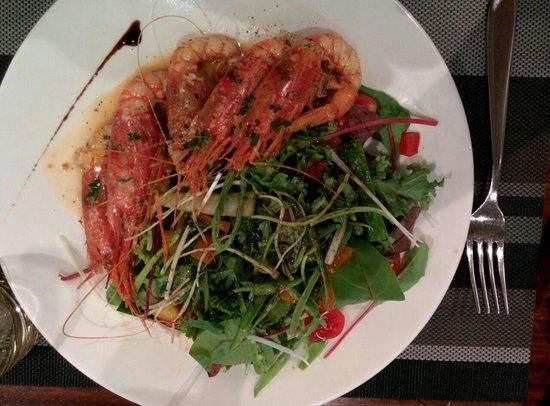 Zeri's Restaurant: Prawns by Zeri's