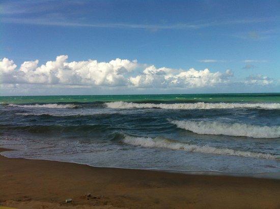 Natal Praia Hotel : Praia do Meio