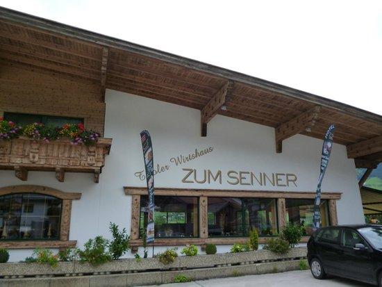 ZUM SENNER Zillertal Adults only: Aussenansicht