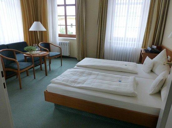 Hotel Martha Dresden: Zimmer 209