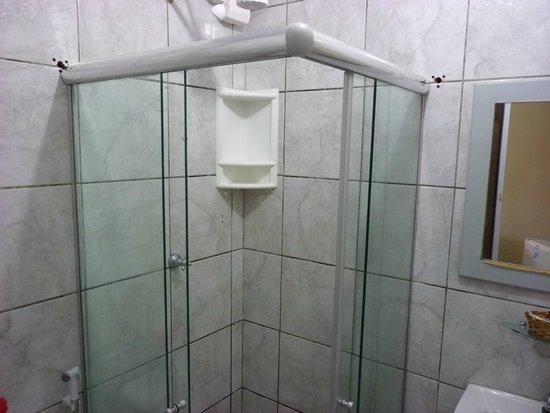 Pousada Lenda das Aguas: Baño