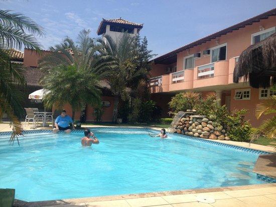 Pousada Marbella: Piscina