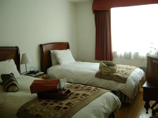 Hotel Nippon: Habitación