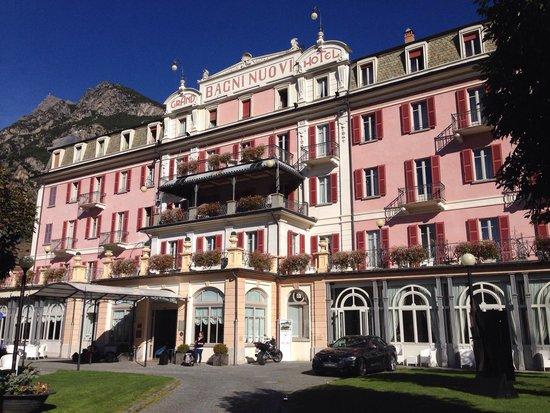 Grand Hotel Bagni Nuovi: Fronte Hotel