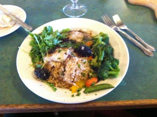 Chena's Alaskan Grill: Cod