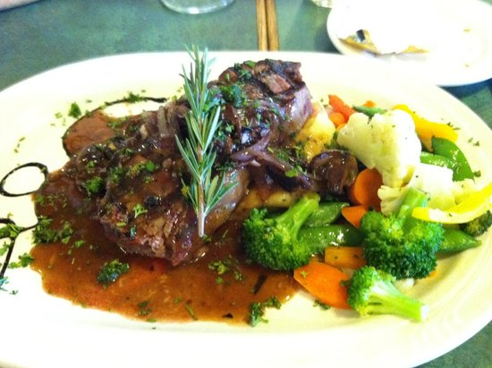 Chena's Alaskan Grill: Steak