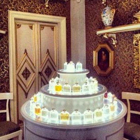 Pharmacy of Santa Maria Novella: богатая коллекция ароматов