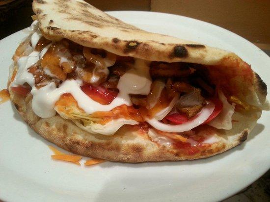 Il Rusticotto Pizzeria Spaghetteria: Spensierata al Kebab