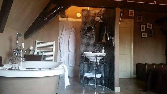 Suitehotel Restaurant Posthoorn: Admiraals suite