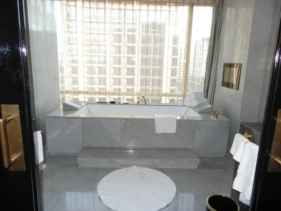 Bathroom Included Shower And Separate Toilet Picture Of Waldorf