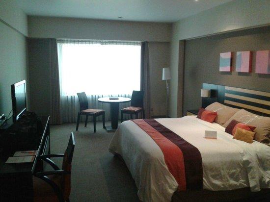 Foresta Hotel Lima: Quarto