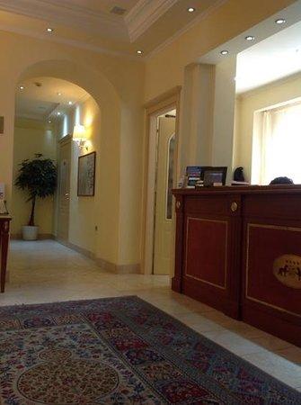 Hotel Panorama : lobby